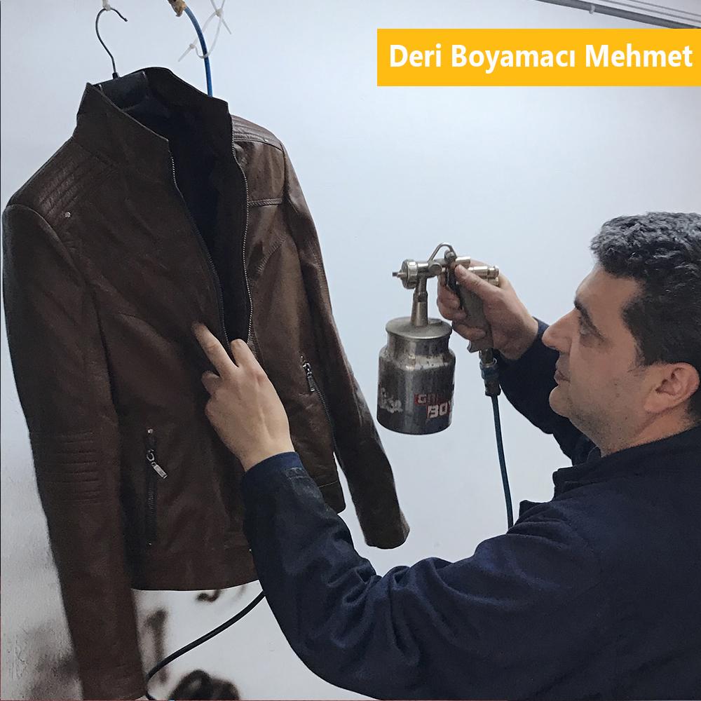 Deri Mont Boyama